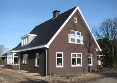 Nieuwbouw vrijstaande woning te Polsbroek