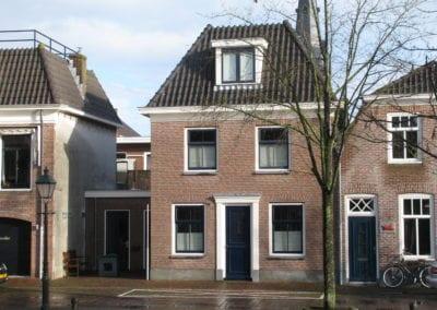 Nieuwe stadswoning in centrum van Oudewater