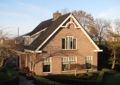 Vrijstaand woonhuis in Hekendorp