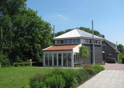Herbouw hooiberg in Hekendorp