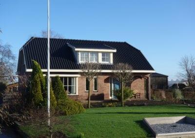 Vrijstaande woning in Boskoop