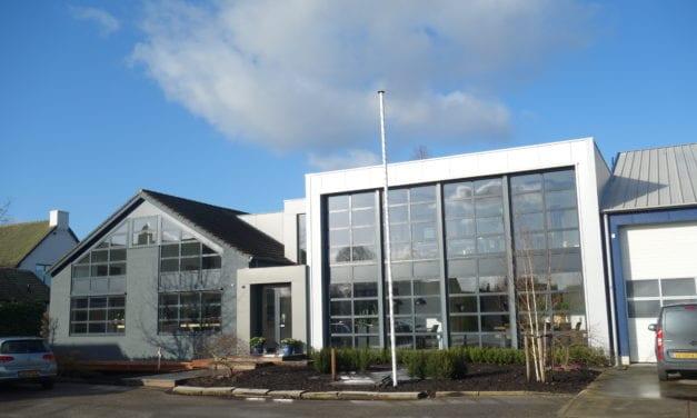 Nieuwbouw en verbouw kantoor Boskoop