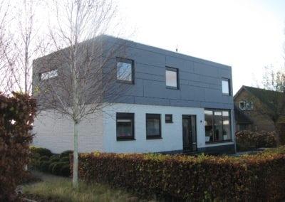 Nieuwe verdieping op woonhuis Boskoop