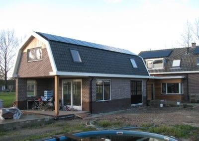 Uitbreiding woonhuis Schoonhoven