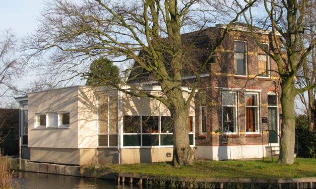 Uitbreiding woonhuis Boskoop