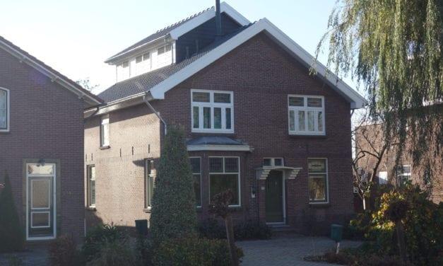 Dakopbouw woonhuis Boskoop