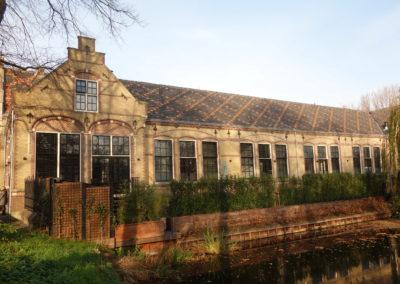 Verbouwing rijksmonument tot muziekhuis te Oudewater